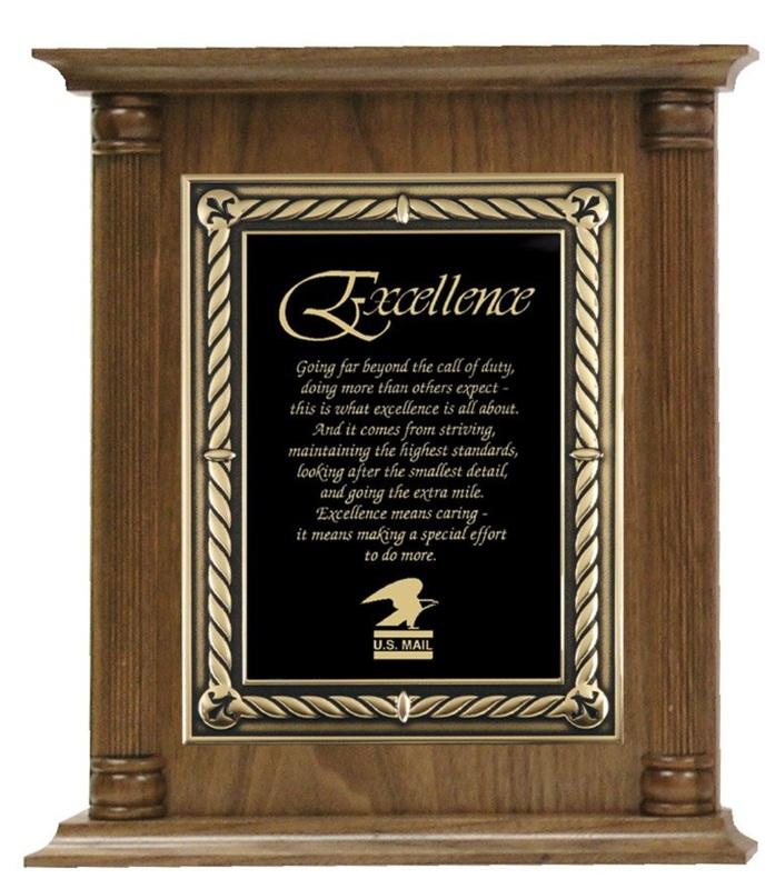 Plaque - Botkin Trophies & Laser Engraving