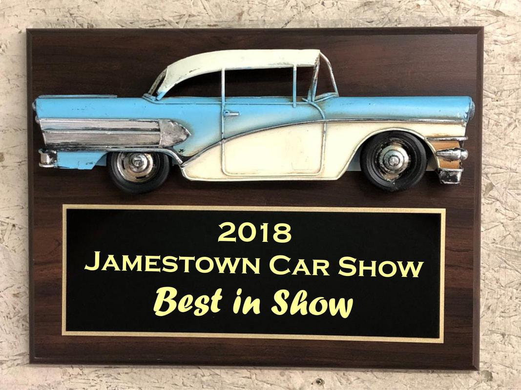 Car Show Awards Botkin Trophies Laser Engraving - Car show plaques