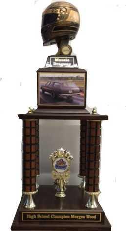 Wood Trophy W Premium Base Resin